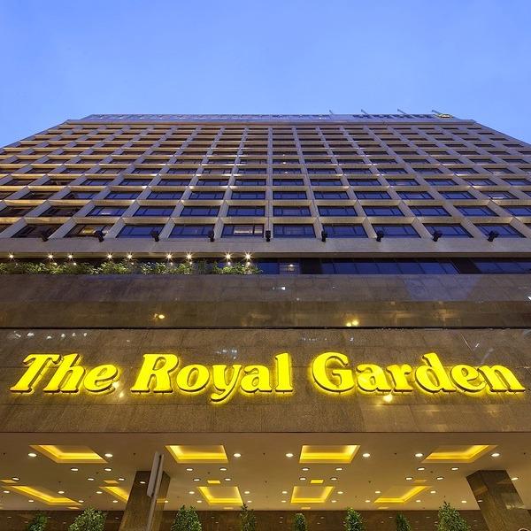 Hotel Video Royal Garden Hotel Tsim Sha Tsui Kowloon