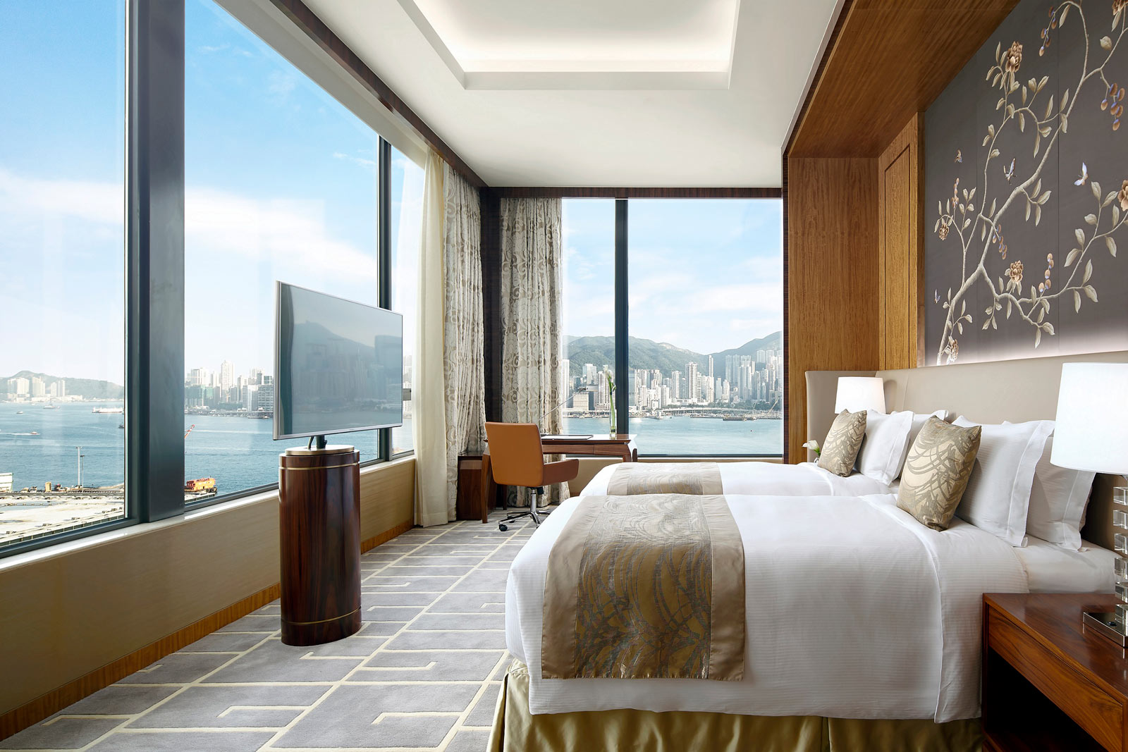 Rooms: Royal Garden Hotel In Hong Kong