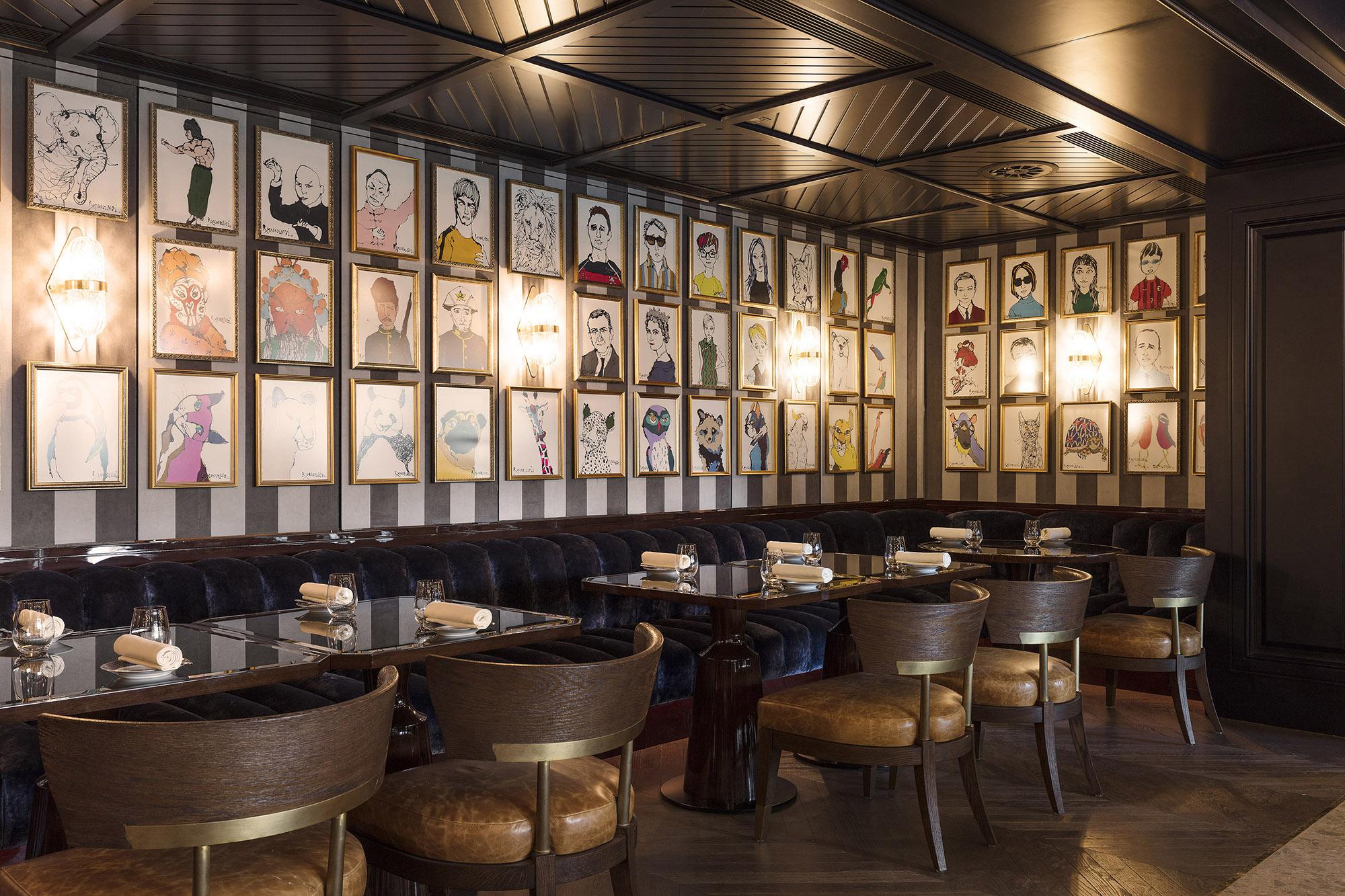 J s bar bistro tsim sha tsui restaurant royal garden hk